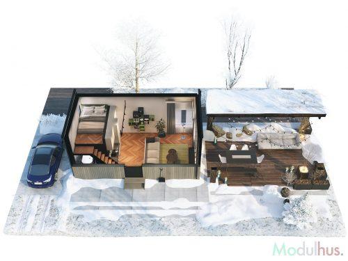 Minea-Attefallshus-Bolundare-Planlösning