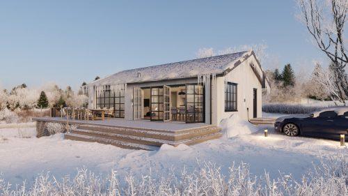 Villa Blanka 86kvm Fritidshus